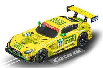 Carrera GO Mercedes-AMG GT3 Mann-Filter Team HTP 1/43 slot car 20064169