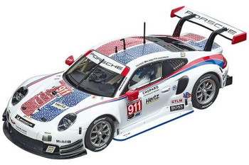 Carrera Evolution Porsche 911 RSR Porsche GT Team 1/32 slot car 20027621