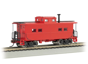 Bachmann HO scale northeast steel caboose 16806