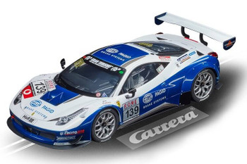 Carrera Digital 124 Ferrari 458 Italia GT3 Racing One 1/24 slot car 20023906
