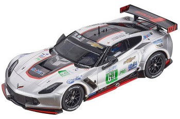 Carrera Evolution Chevrolet Corvette C7R 1/32 slot car 20027633