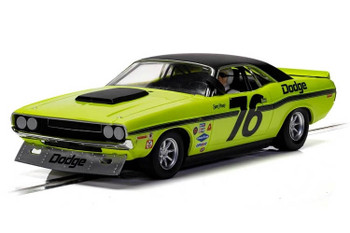 Scalextric Dodge Challenger Sam Posey 1:32 slot car C4164
