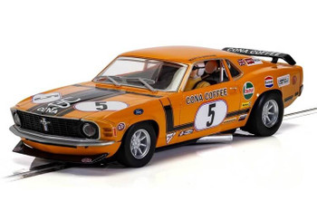 Scalextric Ford Mustang Boss 302 Martin Birrane 1:32 slot car C4176