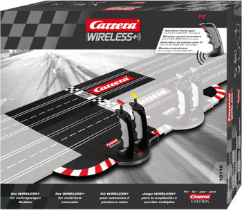 Carrera Evolution 2.4 GHz WIRELESS+ set for multi-lane extension 20010118