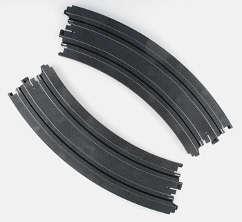 AFX 15 inch radius 45 degree curve track 70613