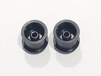 Viper Billet .275 inch diameter double flange wheels 12530