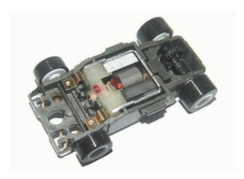 Bulldog AFX Turbo standard rolling HO slot car chassis BDR7887