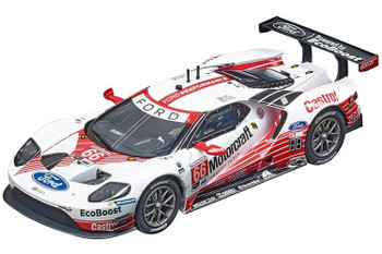 Carrera DIGITAL 132 Ford GT Race Car Motorcraft 1/32 slot car 20030913