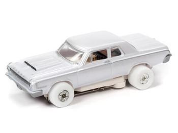 Auto World Thunderjet Ultra-G 1964 Dodge 330 Dick Landy iWheels HO slot car