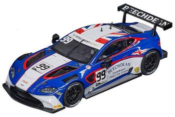 Carrera DIGITAL 132 Aston Martin Vantage GTE Beechdean Racing Team 1/32 slot car 20030931