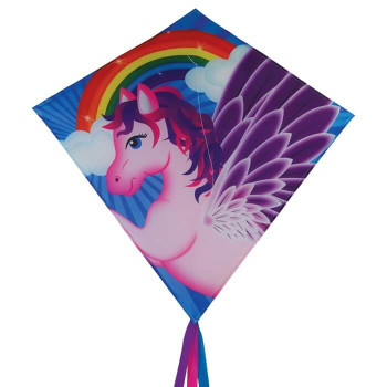 In The Breeze 30 inch Pegasus diamond kite 3276