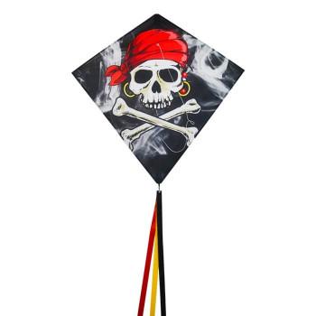 In The Breeze 30 inch Pirate diamond kite 3256