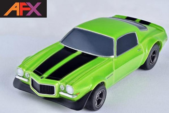 AFX Mega-G+ Camaro RS 350 HO scale slot car 22003