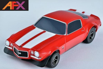 AFX Mega-G+ Camaro SS 350 HO scale slot car 22002