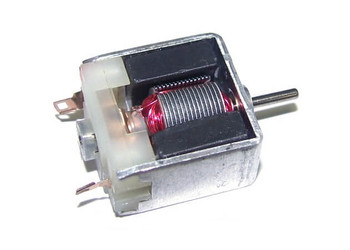 Bulldog AFX Turbo standard 6-ohm can motor BDR7807