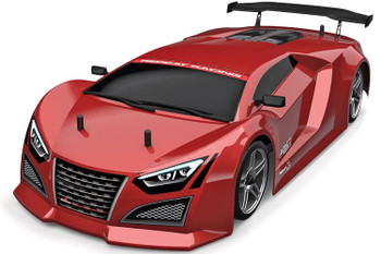 Redcat Racing Lightning EPX Drift 1/10 RC on road car RTR metallic red