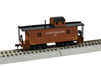 Lionel HO Long Island wood caboose 1954290