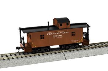 Lionel HO Pennsylvania wood caboose 1954310