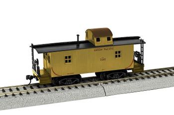 Lionel HO Union Pacific wood caboose 1954340