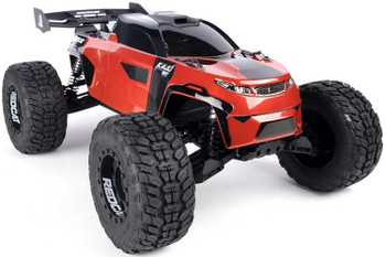 Redcat Racing Kaiju EXT brushless 4x4 1/8 RC monster truck copper