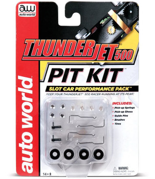 Auto World Thunderjet 500 pit kit 00103