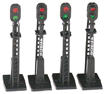 Bachmann block signals HO scale 42101