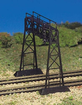 Bachmann signal bridge HO scale kit 45134