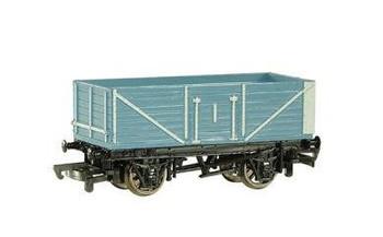 Bachmann HO Thomas & Friends Open Wagon- Blue 77042