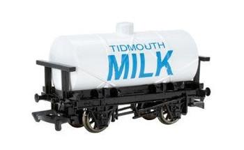 Bachmann HO Thomas & Friends Tidmouth Milk Tank 77048