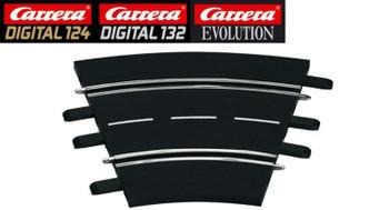 Carrera 1/30 degree curve track 20577