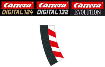 Carrera 2/30 degree curve inside shoulder 20591