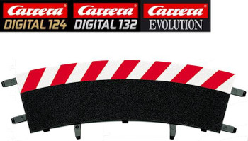 Carrera 2/30 degree curve outside shoulder 20562