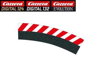 Carrera 2/30 degree high banked curve outside shoulder 20565