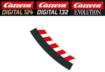 Carrera 3/30 degree curve inside shoulder 20592