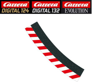 Carrera 3/30 degree curve outside shoulder 20020563