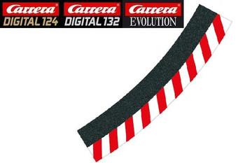 Carrera 3/30 degree high banked curve outside shoulder 20566