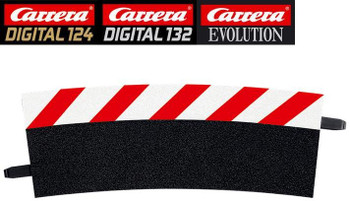 Carrera 4/15 degree curve outside shoulder 20020568
