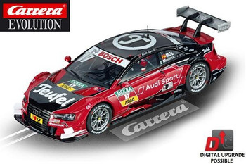 Carrera Evolution Audi A5 DTM Molina 1/32 slot car