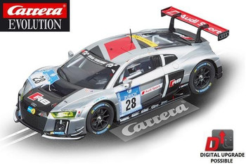 Carrera Evolution Audi R8 LMS Audi Sport Team 1/32 slot car