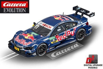 Carrera EVOLUTION BMW M4 DTM Wittmann 1/32 slot car 20027541