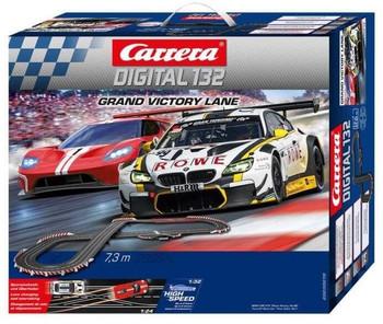 Carrera Digital 132 Grand Victory Lane race set box 20030019