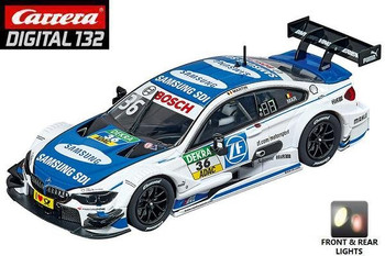 Carrera DIGITAL 132 BMW M4 DTM Martin 1/32 slot car 20030835