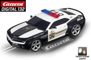 Carrera DIGITAL 132 Camaro Sheriff 1/32 slot car 20030756