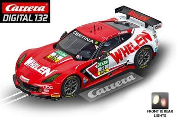 Carrera DIGITAL 132 Chevrolet Corvette C7R Whelen 1/32 slot car 20030787