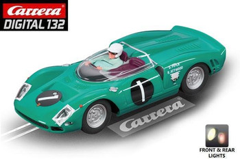 Carrera DIGITAL 132 Ferrari 365 P2 Kyalami 1/32 slot car 20030775