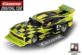 Carrera DIGITAL 132 Ford Capri Zakspeed Turbo Hamelmann 1/32 slot car 20030832