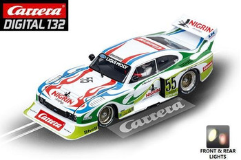 Carrera DIGITAL 132 Ford Capri Zakspeed Turbo Liqui Moly 1/32 slot car 20030817