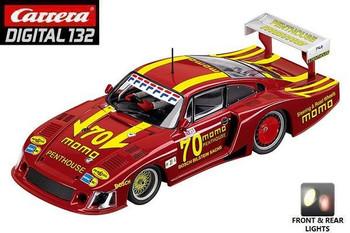 Carrera DIGITAL 132 Porsche 935/78 Moby Dick DRM 1/32 slot car 20030855