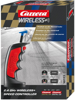 Carrera Digital 124/132 2.4 GHz Wireless+ speed controller packaging 20010111