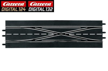Carrera DIGITAL 124/132 double lane change track 20030347